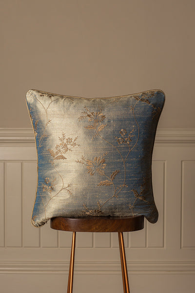 Large Silk Cushion in Narnia
