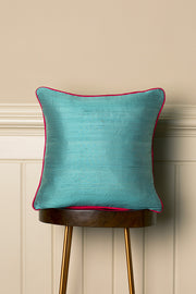 Medium Silk Cushion in Paradise