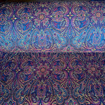 Fabric for Juna Jacket in Royal Jacquard
