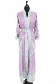 Reversible Dressing Gown in Versailles