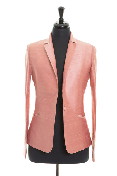 Nina Blazer in Blush