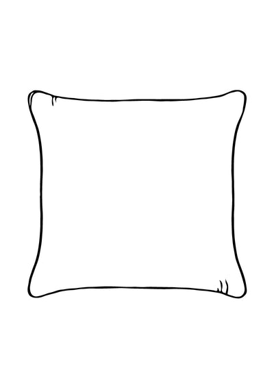 Custom Medium Silk Cushion
