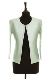 Long Sleeved Juna in Mint Ice