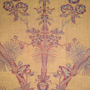 Bedspread/ Throw in Byzantine Gold