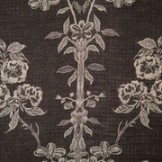 Fabric for Overcoat in Ebony