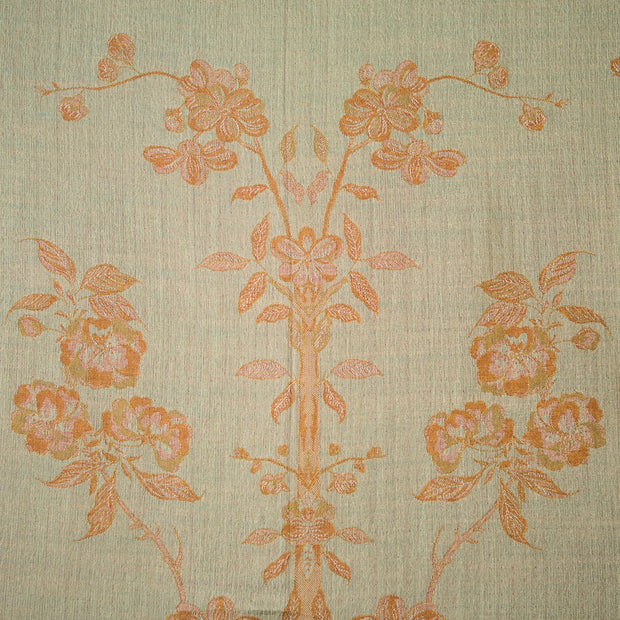 Bedspread/ Throw in Apricot Moon