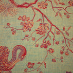 Fabric for Bateau Neck Kaftan in Opaline