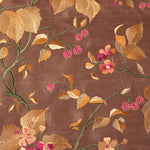 Fabric for Shibumi Waistcoat in Burnt Umber