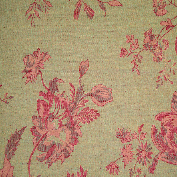 Bedspread/Throw in Moss Rose
