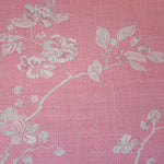 Fabric for Reversible Kimono Jacket in Rococo Pink