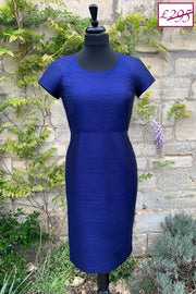 Vera Dress in Midnight Blue 14 (2)