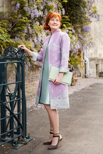 Lyra Coat in Lilac