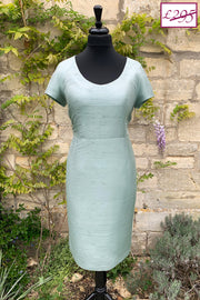 Vera Dress in Moon Dust 16