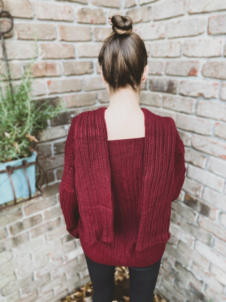 the Clara Sweater