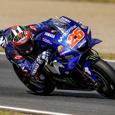 Movistar Yamaha Fight to 8th and 10th in Aragon GP