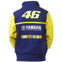 Valentino Rossi Kids' Zipped Sweater-Alf England