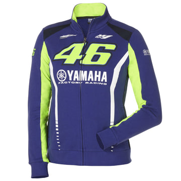 Valentino Rossi Women's Zipped Fleece