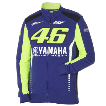 Valentino Rossi Men's Zipped Fleece Jacket