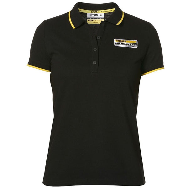 60th Anniversary Women's Polo Shirt (S)-Alf England