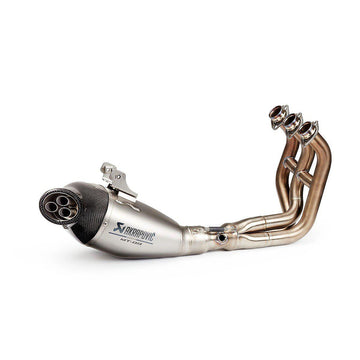 Akrapovič Full Exhaust System with Titanium Muffler (MT-09)