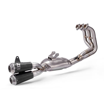 Akrapovič Low Mount Exhaust System