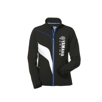 Paddock Blue Women's Race Softshell Black