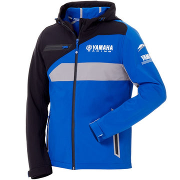 Paddock Blue Men's Softshell Jacket