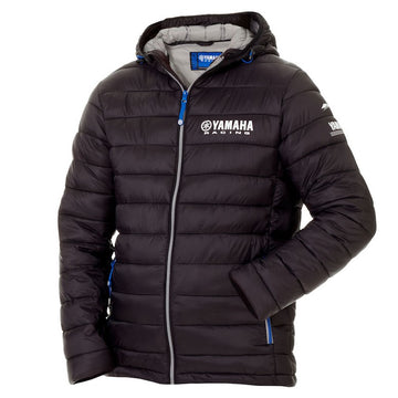 Paddock Blue Men's Padded Jacket Black