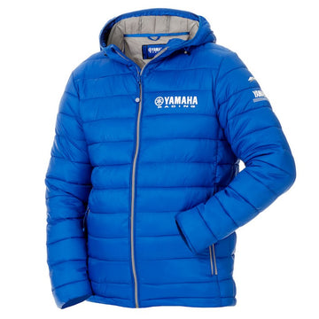 Paddock Blue Men's Padded Jacket Blue
