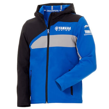 Paddock Blue Kids' Softshell Jacket