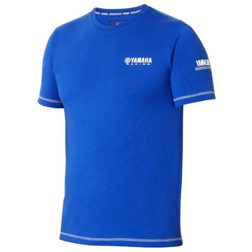 Paddock Blue Men's Casual T-Shirt Blue (XXL)