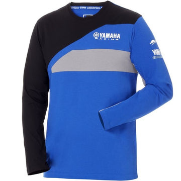Paddock Blue Men's Race Long Sleeve T-Shirt