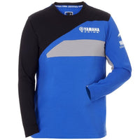 Paddock Blue Men's Race Long Sleeve T-Shirt-Alf England