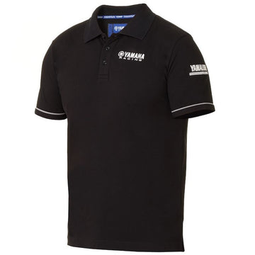 Paddock Blue Men's Polo Shirt Black