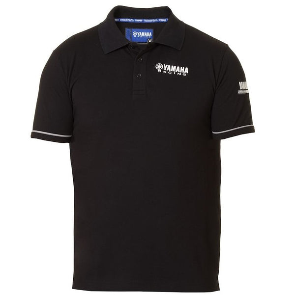 Paddock Blue Men's Polo Shirt Black-Alf England