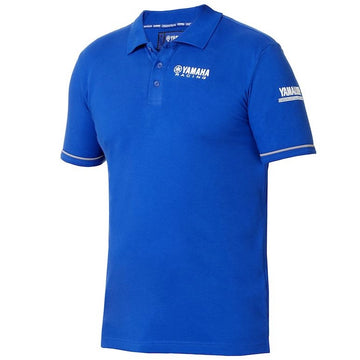 Paddock Blue Men's Polo Shirt Blue (XXL)