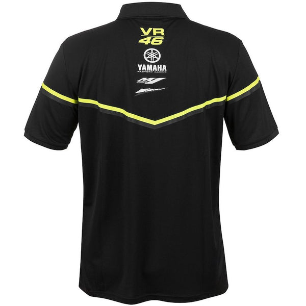 Valentino Rossi Men's Dri-Fit Polo Shirt (XL)-Alf England