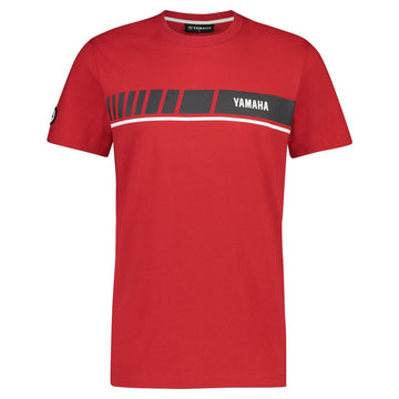 REVS Men's T-Shirt Red