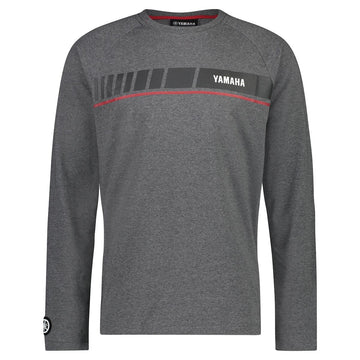 REVS Men's Long Sleeved T-Shirt Grey