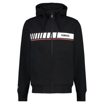 REVS Men's Zip-Up Hoody Black