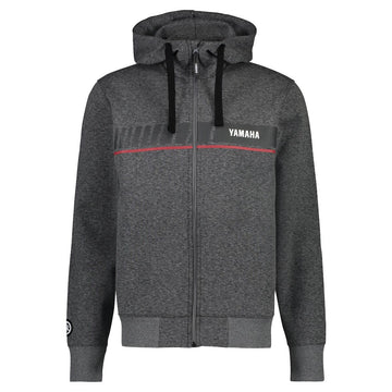 REVS Men's Zip-Up Hoody Grey