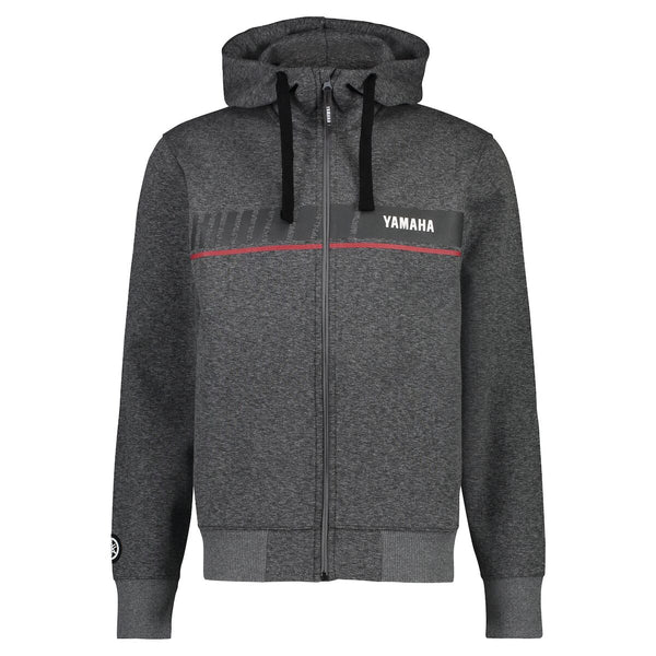 REVS Men's Zip-Up Hoody Grey-Alf England