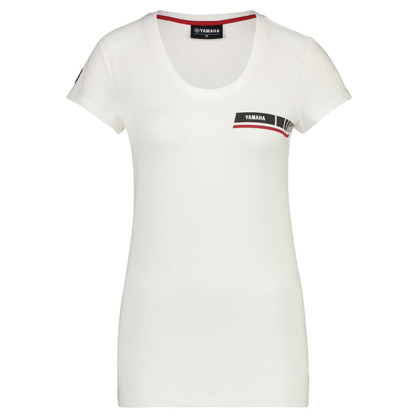 REVS Women's T-Shirt White-Alf England