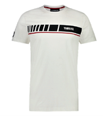 REVS Men's T-Shirt White-Alf England