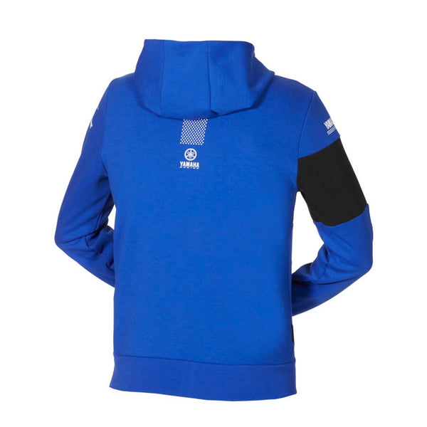 Paddock Blue Men's Zipped Hoody-Alf England