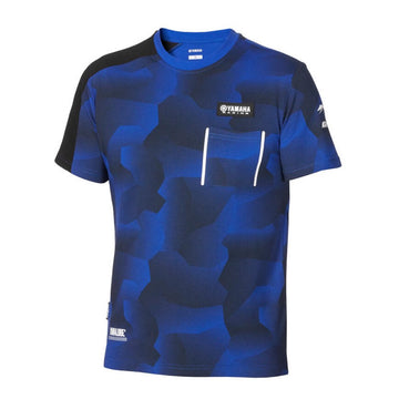 Paddock Blue Men's Camo T-Shirt