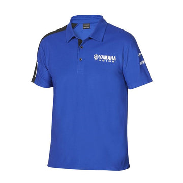 Paddock Blue Men's Sport Polo Shirt