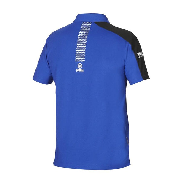 Paddock Blue Men's Sport Polo Shirt-Alf England