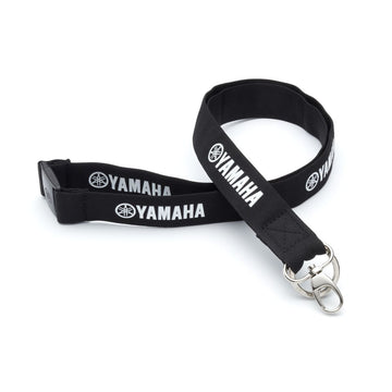 Black & White Lanyard