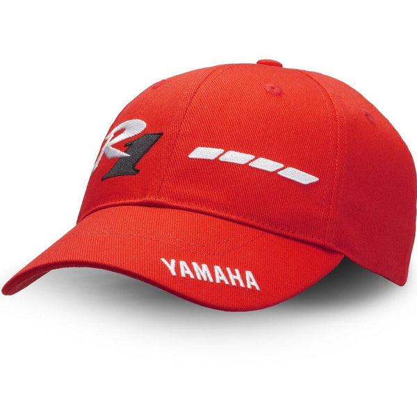 YZF-R1 20th Anniversary Red Cap-Alf England